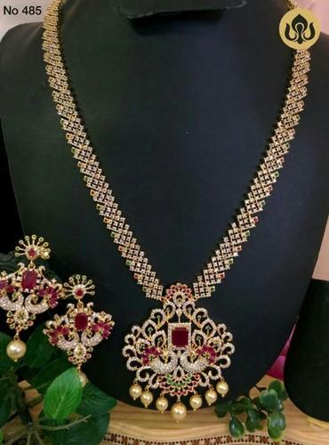 0482fa8547d 1gram Gold Jewellery at Rs 2800  box