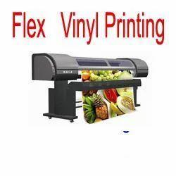 Flex Vinyl Printing