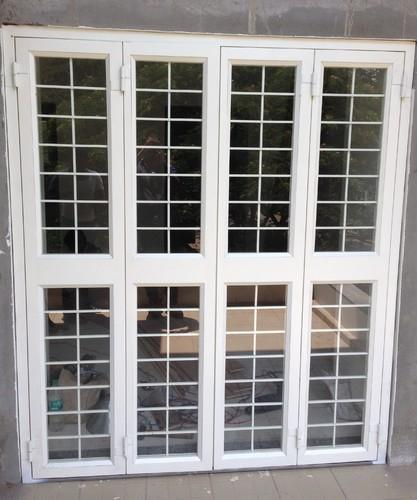 Metal French Balcony Doors Thickness 12 And 12 Mm Rs 450