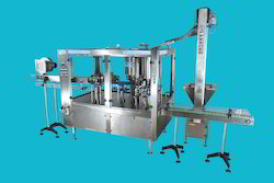 Filmatic Systems Stainless Steel Bottle Filling Machine, 24vdc M18 S