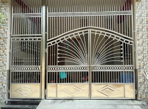 Stainless Steel Gates Stainless Steel Main Gates