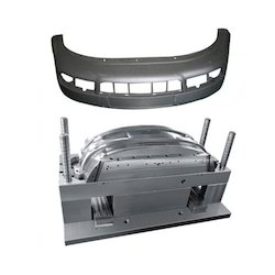 Auto bumper moulds
