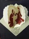 Fancy Wedding Card