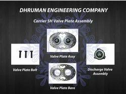 Carrier 5H Valve Plate