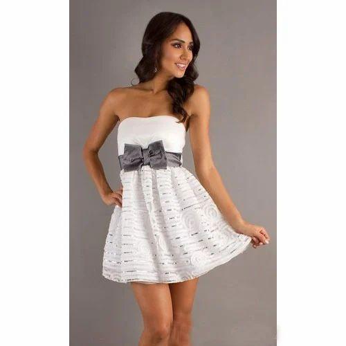 Indo Western Dress - Short One Piece