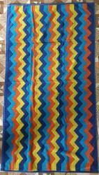 Jacquard Terry Beach Towel, Size: 70 140