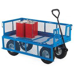 Mild Steel Cage Trolley
