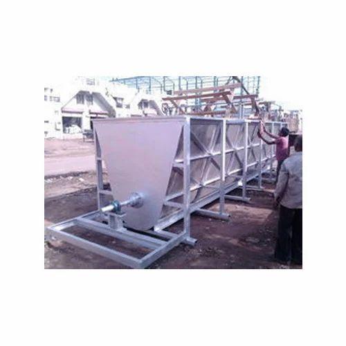 Steel Fabrication Services: Steel Heavy Duty Fabrication Service, Samarth Engineers