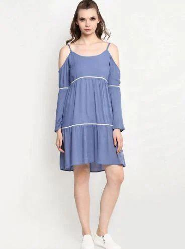 278b81b3b0e Blue Alabaster Women Dress