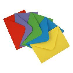 Colored Paper Envelope