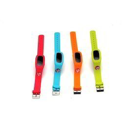 Colored Health Wristbands
