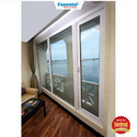 Hinged Fenesta Glass Door