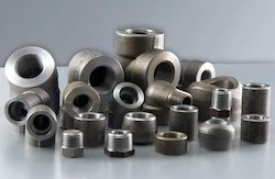 Stainless Steel Forged Fittings, Material Grade: SS316