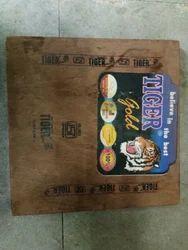 Tiger gold ply