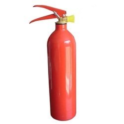 Mild Steel CO2 Based Powder Fire Extinguishers, Capacity: 4Kg