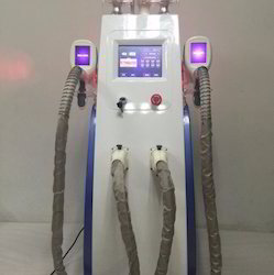 Laser Cyrolysis Machine