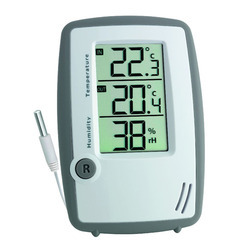 Measures Humidity Meter