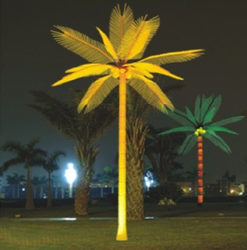 Coconut LED Light Tree 10 feet to 21 available