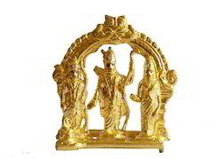 Gold Plated Ram Darbar