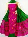 Pure Handloom Resham Jamdhani Fully Hand Weaving Suits