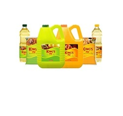 Edible Oil Label Sticker