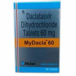 Mydacla Daclatasvir