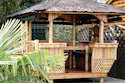 Prefabricated Bamboo Hut