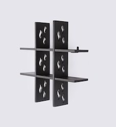 Flame Wall Shelves