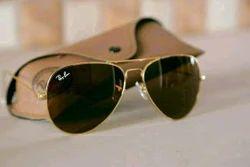 Rayban Male Aviator Sunglasses, Size: Medium