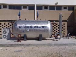 Storage Vessel Fabrication