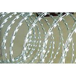 Fencing wire at best price in india owing to our broad expertise we are involved in manufacturing and supplying wide gamut of concertina wire features lighter in weight about 40 greentooth Choice Image