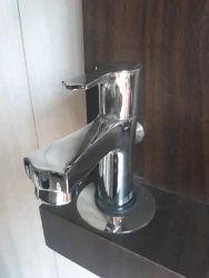 Stainless Steel Bib Water Tap, For Bathroom