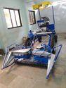4 Wheel Drive Reaper Binder Machine