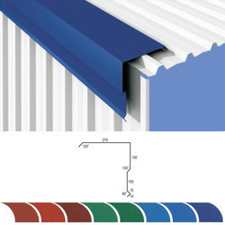 gable flashing metroof structures limited in nelamangala metal flashing materials corrugated metal roof - Metal Roof Flashing