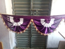 Wedding Tent Jhalar & Bengal Tent Agency Aurangabad - Wholesaler of Non Woven Carpets ...