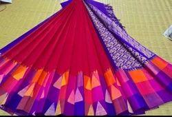 Temple Border Cotton Saree