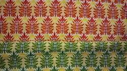 Printed Kurtis Fabric