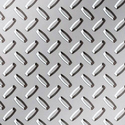 Mild Steel Chequered Plates / MS Chequerred Sheets