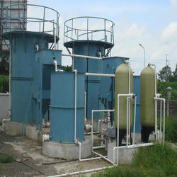 Water Effluent Treatment Plant
