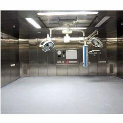 Anti Bacterial Vinyl Flooring Service, For Indoor
