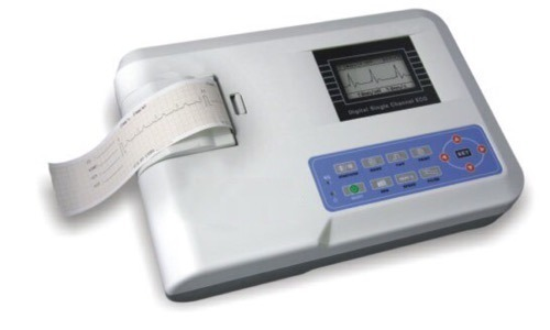 Single Channel ECG Machine GEM-5013, Hospital