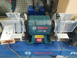 Enjoyable Bosch Bench Grinder Best Price In Pune B B Squirreltailoven Fun Painted Chair Ideas Images Squirreltailovenorg