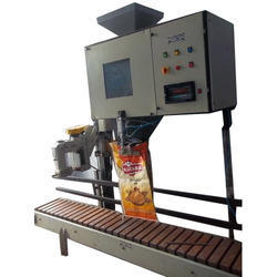 Bag Filling Machine with Stitching and Conveying