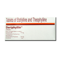 Deriphyllin Tablets