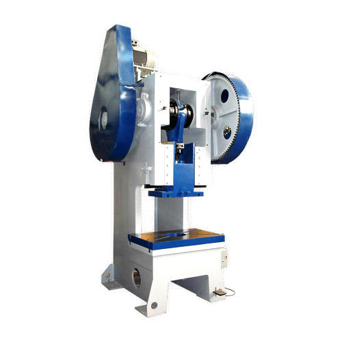 Mechanical C Frame Power Press Machine, Capacity: 75 Ton, Rs 310000 ...