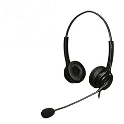 Double Sided Telecom Headset