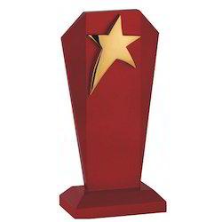 Wooden Plain Plaques for Appreciation Award, Shape: Square