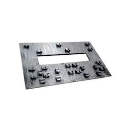 Stainless Steel Jig, For Electroplating