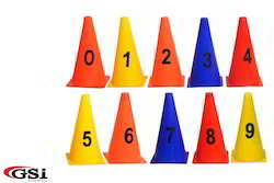 Elementary Marker Cones Numbers