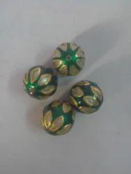 Pearl Kundan Balls